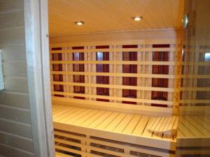 Sauna infrarosso