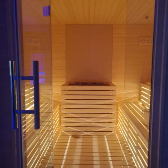 Sauna Finlandese Te Stela Resort